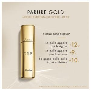Parure Gold di Guerlain